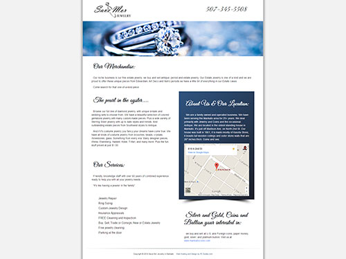 mankato web design